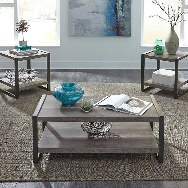 Liberty Furniture Tanner Creek Coffee Tables