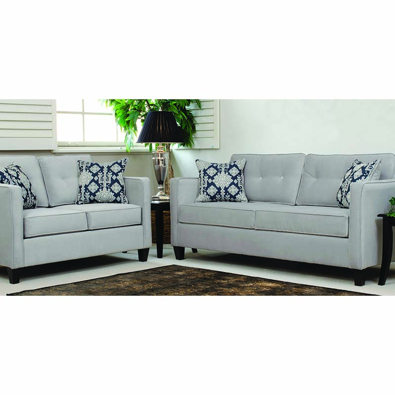 Serta Contemporary Style Loveseat