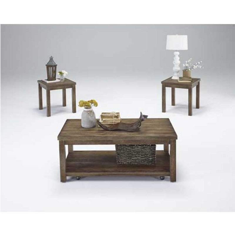 Silverton 3-Piece Coffee Table Set