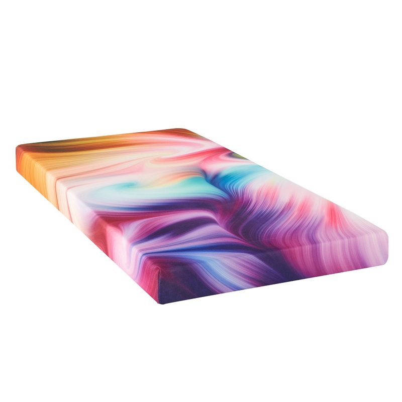 "Tie Dye 5"" Twin Mattress"