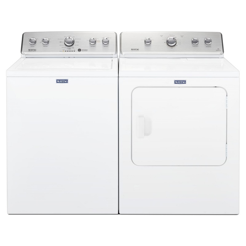 Maytag High-Efficiency Laundry Pair